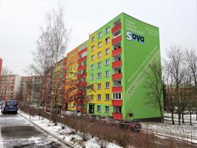 Prodej, byt 2+1, 63 m2, Karlovy Vary, ul. Severní