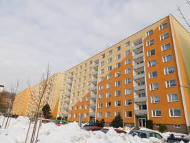 Prodej, byt 1+1, 32 m2, Desná, Poštovní