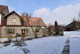 Prodej, chalupa 2+1, 2799 m2, Pastuchovice