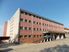 Pronájem, garáž 12 m2, Plzeň - Bory, ul. Tomanova