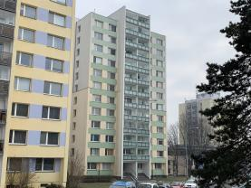 Pronájem, byt 3+1, 66 m2, Praha 8 - Střížkov