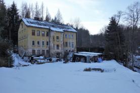 zadní pohled (Prodej, bytový dům, Liberec- Machnín), foto 3/3