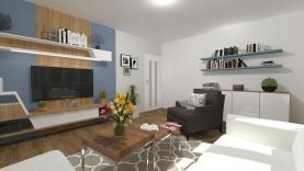 Prodej, byt 1+1, 38 m2, Karlovy Vary, ul. U koupaliště