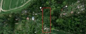 Prodej, pozemek, 7048 m2, Nové Strašecí, ul. Nádražní