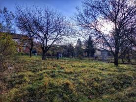 Prodej, zahrada, 957 m2, Brno, ul. Kaštanová