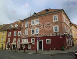 Prodej, byt 3+1, restaurace, 95 m2, Cheb, ul. Smetanova