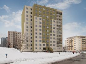 Prodej, byt 2+kk, 46 m2, Příbram, ul. Slunná