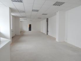 Pronájem, obchodní prostory, 115 m2, Frýdek - Místek