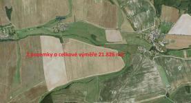 Prodej, louka, 21826 m2, Bonětičky