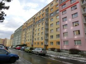 Prodej, byt 1+1, 35 m2, DV, Ústí nad Labem, ul. Peškova