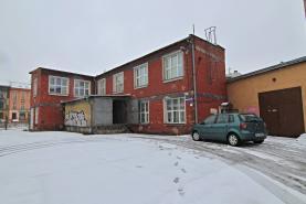 Pronájem, výrobní hala, Ostrava, ul. Mariánskohorská