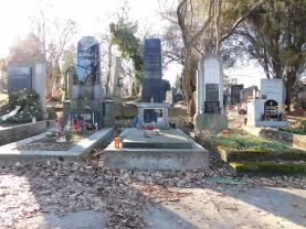 Prodej, hrob, 3m2, Praha 10 - Vršovice