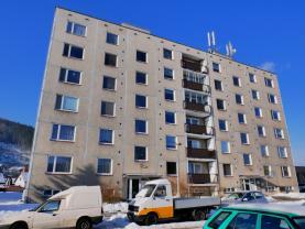 Prodej, byt 1+1, Ústí nad Orlicí, ul. Třebovská