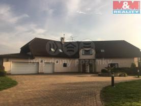 Prodej, rodinný dům 6+1, 500 m2, Horní Bludovice
