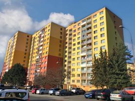 Prodej, byt 2+1, DV, 53 m2, Chomutov, ul. Holešická