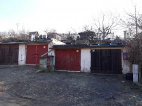 Prodej, garáž, 18 m2, OV, Most, ul. Ke Špičáku