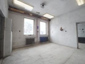 Pronájem, kancelářské prostory, 48 m2, Vlkov