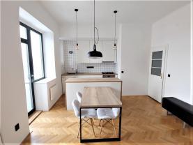 Prodej, byt 1+kk, 45 m2, Brno, ul. Podnásepní