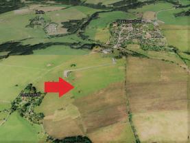 Prodej, pastviny, 68 631 m2, Bezdružice - Dolní Polžice