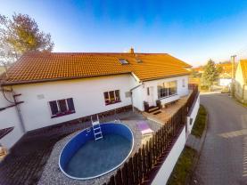 Prodej, rodinný dům, 230 m2, Zápy