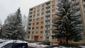 Pronájem, byt 1+1, Česká Třebová, ul. Habrmanova