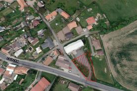 Prodej, stavební pozemek, 1000 m2, Jesenice