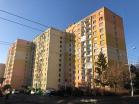 Prodej, byt 1+1, 42 m2, OV, Chomutov, ul. Holešická