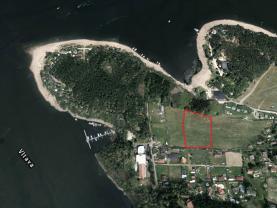 Prodej, pozemek, 1000 m2, Kovářov, Radava