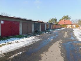 Prodej, garáž, 18 m2, mladá Boleslav