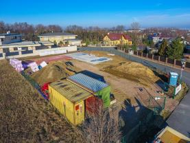 Prodej, stavební pozemek, 1345 m2, Jesenice, ul. Soví