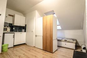 Pronájem, byt 1+kk, 19 m2, Kladno, ul. Lidická