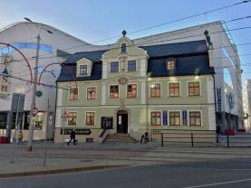 Pronájem, komerční prostory, 175 m2, Liberec, ul. Moskevská