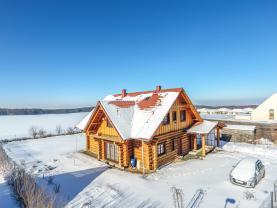 Prodej, rodinný dům, 1190 m2, Doubek