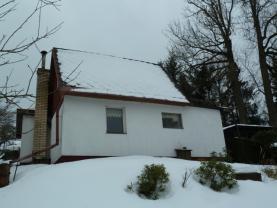 Prodej, chata 3+1, 1345 m2, Mikuleč