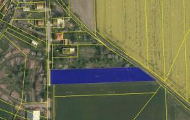 Prodej, pozemek, 3602 m2, Dobřenice