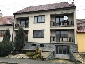 Prodej, rodinný dům 7+2, Dražovice