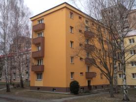 Pronájem, byt 1+1, Kladno, ul. Helsinská