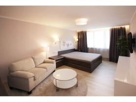 obývací pokoj (Prodej, byt 3+1, 66 m2, OV, Ústí nad Labem - centrum), foto 3/22