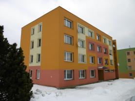 Prodej, byt 1+1, 42 m2, Nová Bystřice