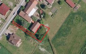Prodej, zahrada, 366 m2, Hlízov