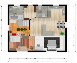 (Prodej, dům 105 m2, Dobruška, ul. Opočenská), foto 2/17