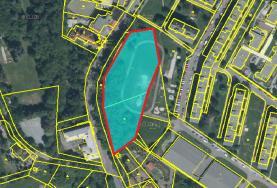 Prodej, pozemek, 6487 m2, Plzeň, Lobzy