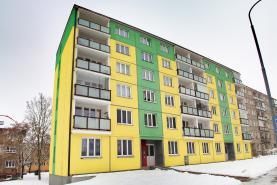 Prodej, byt 4+1, 84 m2, Rokycany, ul. Pod Ohradou