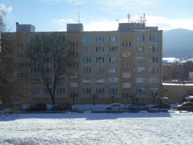 Podnájem, byt 2+1, 49 m2, Prachatice
