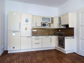 Pronájem, byt 2+kk, 51 m2, Praha 6 - Dejvice, ul. Buzulucká
