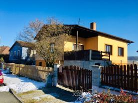 Prodej, rodinný dům, 4+1, 598 m2, Košice u Tábora