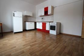Pronájem, byt 2+kk, 60 m2, Kladno, ul. Průmyslová