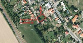 Prodej, stavební pozemek, 851 m2, Všestary
