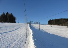 Prodej, skiareál Větrov, Vysoké nad Jizerou
