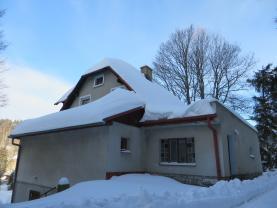 Prodej, rodinný dům 5+1, Kryštofovy Hamry